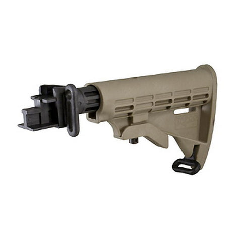 AK Collapsible T6 Stock, DE