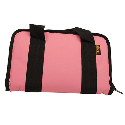 "Attache Gun Case - Pink 13.5"" x 9"""