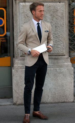 chino - Formal Outfit - Ref 1
