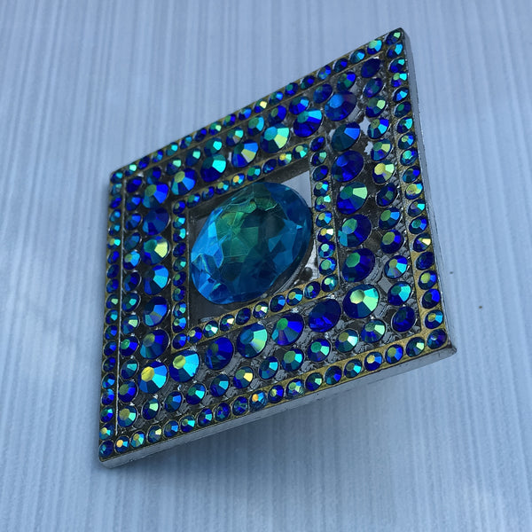 Aqua Burst Square - Sinchi®