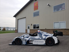 2017 Radical SR3 RSX White and Blue