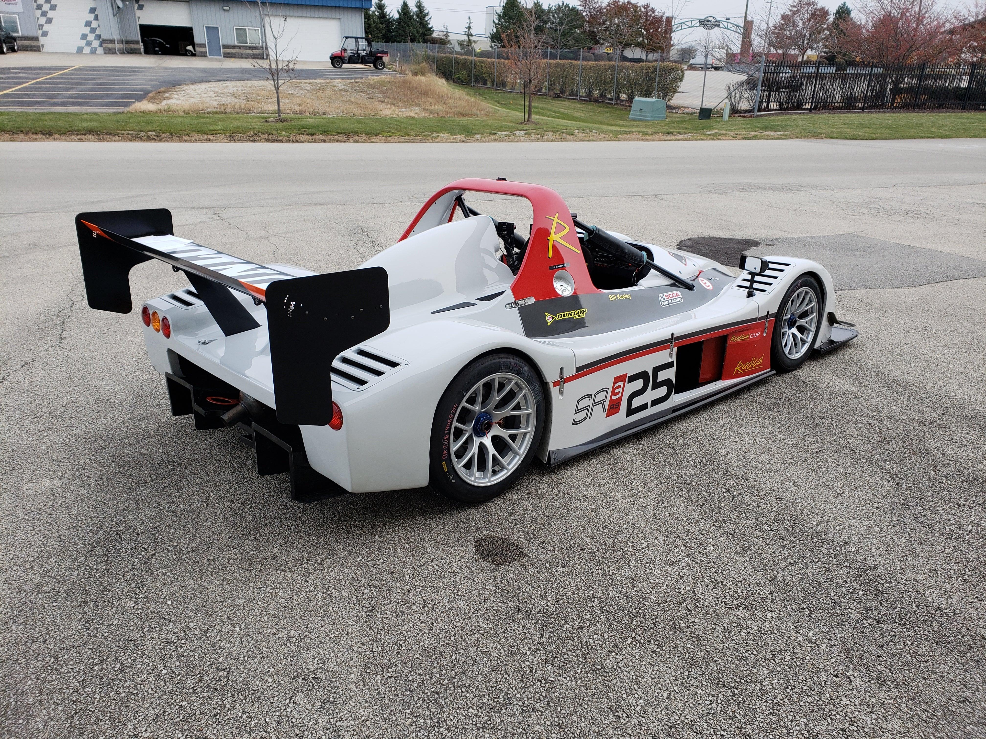 2013 Radical SR3 RS 1500