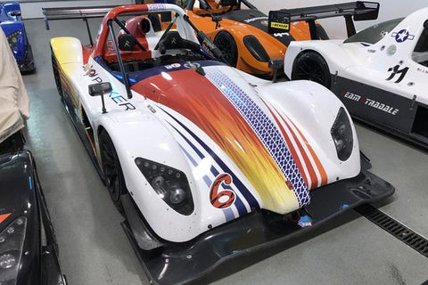 2017 White Radical SR3 RSX