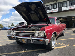 Stunning '67 El Camino -- Mint Condition