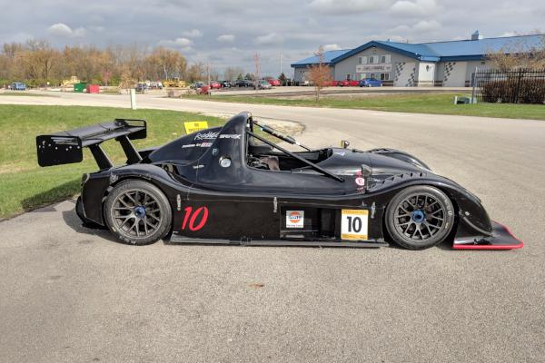 2017 Championship Winning Black Radical SR3 RSX