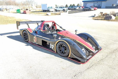 2013 Black and Gold Radical SR3