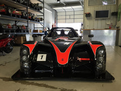 Radical RXC Spyder V8 - Year 2015