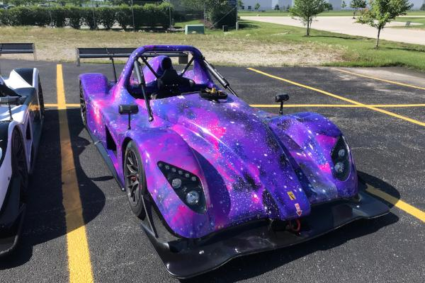 2018 Radical SR3 RSX Center Seat