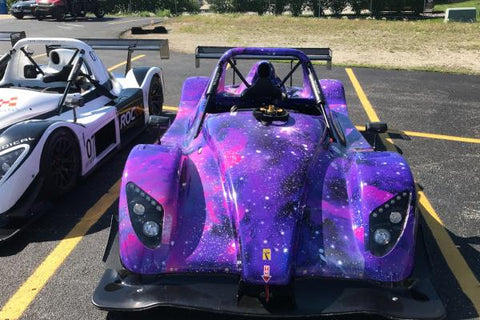 2018 Radical SR3 RSX Center Seat (WILL SELL WITH NEW ENGINE)