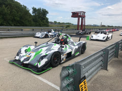 2016 Radical SR3 RSX White and Green