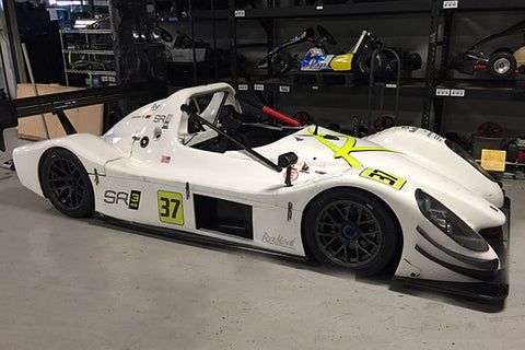 2010 Radical SR3 RS Hi-Downforce