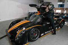 Radical RXC V8 - Stealth Black