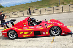Red Momo Radical SR3