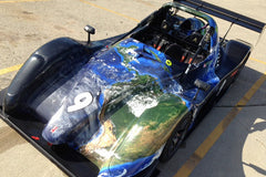 Green Radical SR3 with new engine