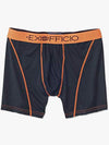 ExOfficio Men's Give-N-Go Sport Mesh 6in. Inseam Boxer Brief