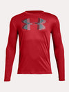 Under Armour Boys' Tech Big Logo Tee