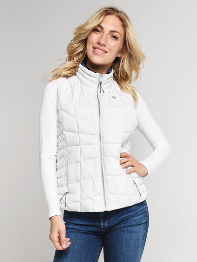 Obermeyer Women's Soleil Reversible Down Vest