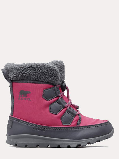 Sorel Kids' Whitney Carnival Boot