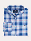 Vineyard Vines Belmond Plaid Performance Clasic Tucker Shirt