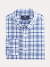 Vineyard Vines Men's Deacon Plaid Slim Tucker Shirt