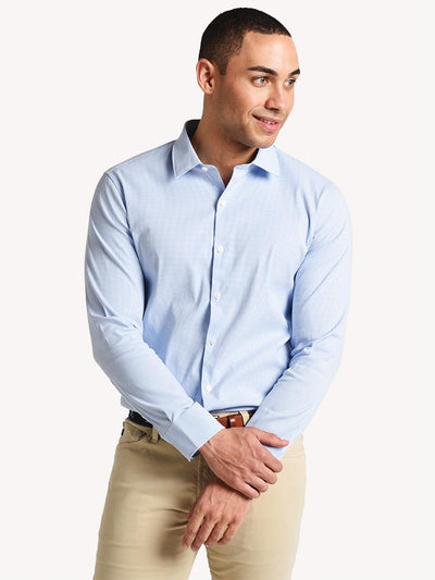 Bonobos Tech Button Down Slim Shirt