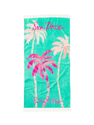 Lilly Pulitzer Boho Towel