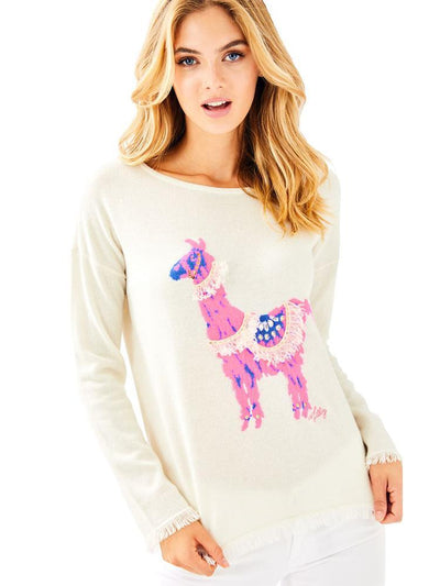 Lilly Pulitzer Fairfax Cashmere Sweater