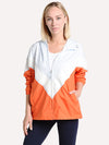 Tory Sport Chevron Windbreaker