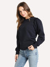 Citizens Of Humanity Women's Edie Puff Sleeve Sweatshirt
