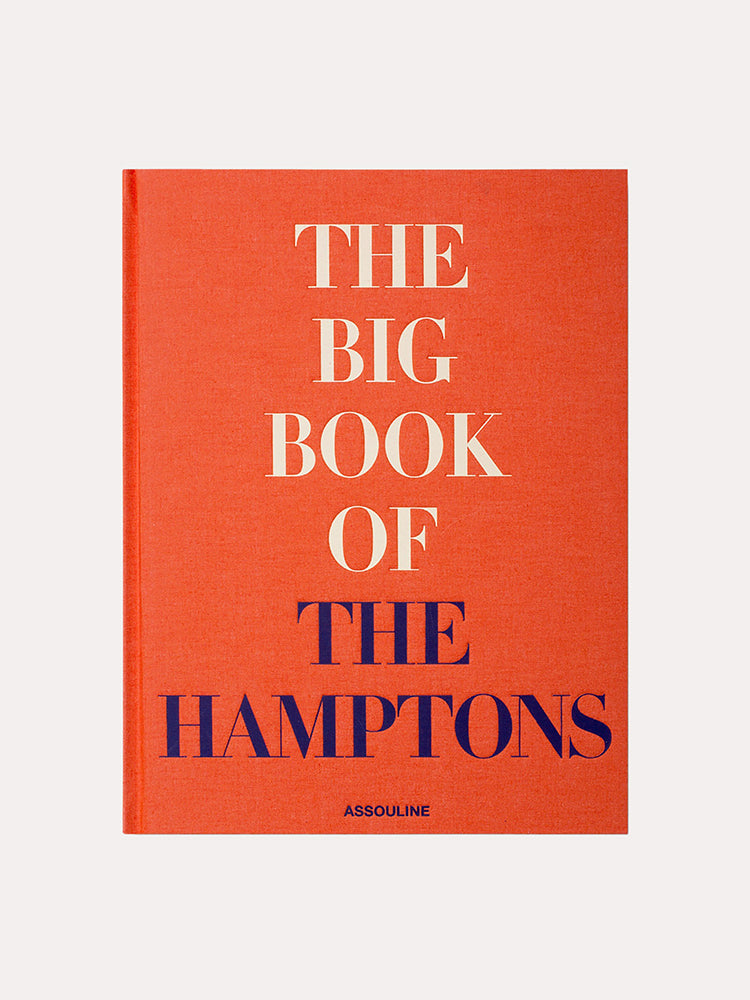 Assouline The Big Book Of The Hamptons