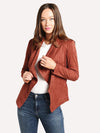 BB Dakota Women's Wade Faux Suede Jacket
