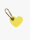 H Barnes And Co Key Fob Heart