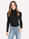 Majestic Women's Long Sleeve Turtleneck