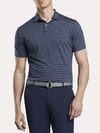 Peter Millar Men's Montgomery Stripe Stretch Jersey