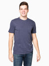 Faherty Brand Sunwashed Pocket Tee