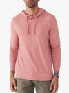 Faherty Brand Men's Slub Cotton Hoodie
