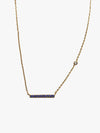 Tai Horizontal Bar Necklace