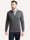 Greyson Men's Sebonack Quarter Zip