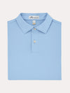 Peter Millar Boys' Solid Youth Stretch Jersey Polo