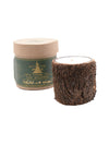 We Took To The Woods Bark Candle