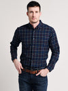 Mizzen+Main Benton Trim Shirt