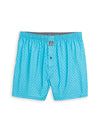 Peter Millar Bloodworth Printed Fins Stretch Jersey Boxer
