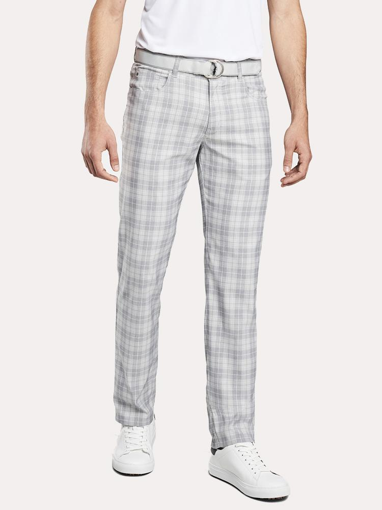 Peter Millar Raleigh Tartan Five Pocket Pant