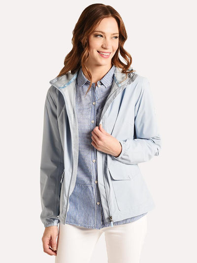 Barbour Women's Abrasion Waterproof Breathable Jacket