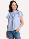 Trovata Carla High Neck Blouse