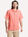 Tommy Bahama Men's Corvair Stretch-Cotton Shirt