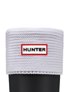 Hunter Rain Boots Women's Garter-Stitch Cuff Boot Socks