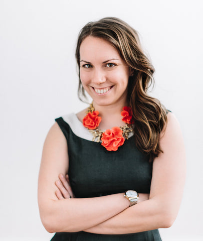 Founder of Everpurse, Liz