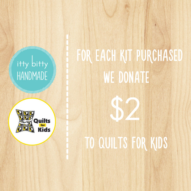 Quilts for kids donation