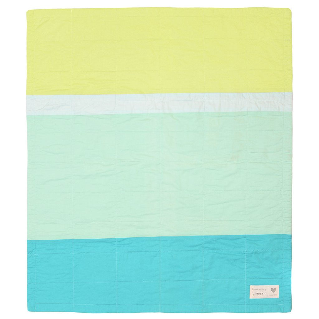 Pre-made Baby Quilt - Simply Beachy